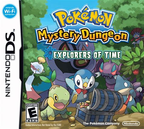 Majin L Mystery Dungeon by Mystery Dungeon Explorers Of Time Ds
