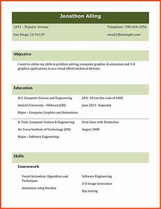 free resume template downloads pdf program format With resume free download word