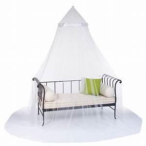Moustiquaire Ciel De Lit : ciel de lit moustiquaire ivoire ciel de lit eminza ~ Dallasstarsshop.com Idées de Décoration