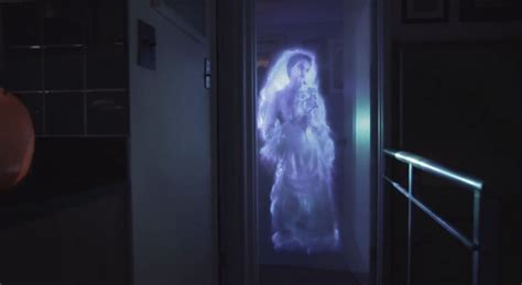 100 ghost projector reality