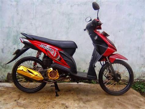 Honda Beat Velg 14 Jari Jari by Modifikasi Beat Fi Velg Jari Jari Thecitycyclist