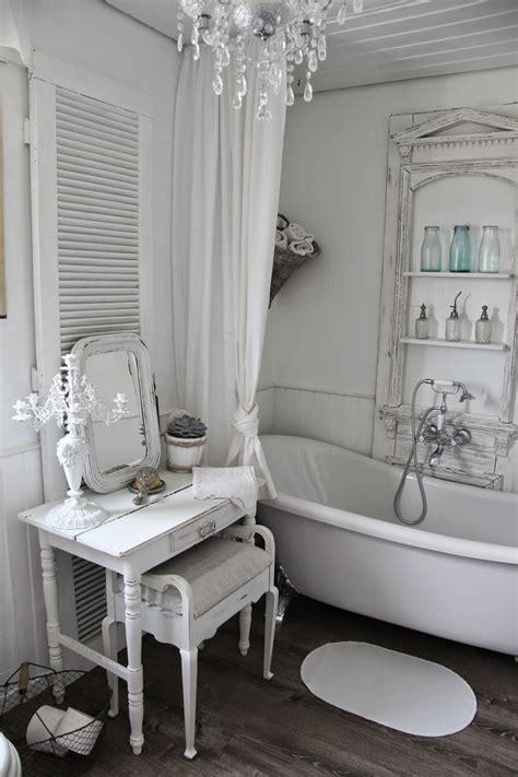 armaturen bad landhausstil badezimmer mit schmicktisch wei 223 e romantische