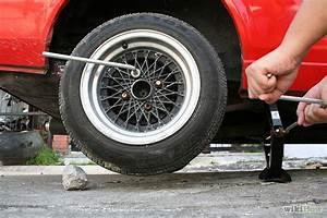 Changer Un Seul Pneu : comment changer un pneu crev ~ Gottalentnigeria.com Avis de Voitures