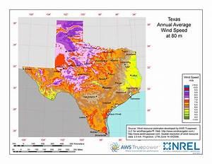 Windexchange Wind Energy In Texas