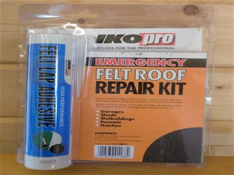 felt roof repair kit rolls of felt shed centre