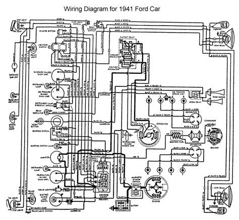 Need Wiring Diagram For Ford Pickup Main Harness The