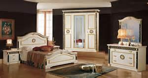 luxus schlafzimmer komplett komplett schlafzimmer set royale klassische italienische stilmöbel hochglanz ebay