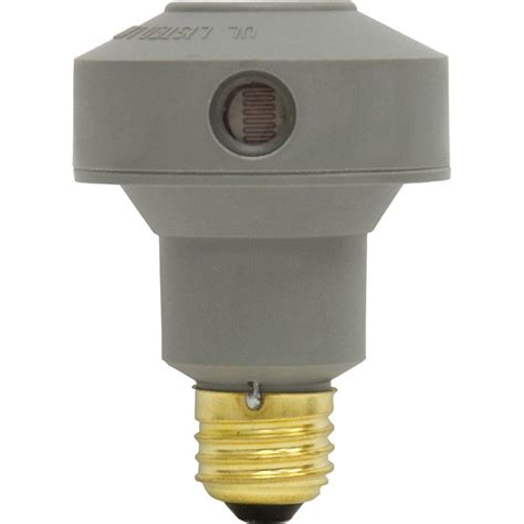 ge automatic in photocell light 18258 the