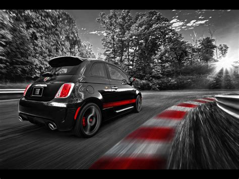 fiat fiat 500 abarth wallpapers hd desktop and mobile