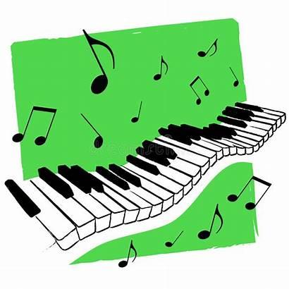 Keyboard Clipart Piano Clavier Musica Musique Tastiera