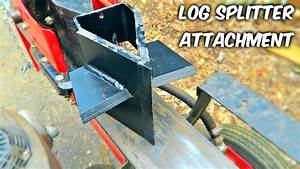 Log Splitter Attachment You Must Have
