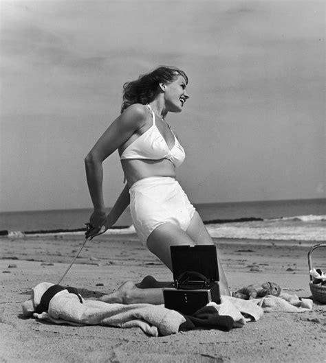 rita hayworth bikini sophia loren raquel welch more vintage style icons in