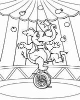 Circus Coloring Pages Printable Animals Carnival Tent Sheets Sheet Theme Ringmaster 89kb 1000px Getcolorings Books Coloringme sketch template