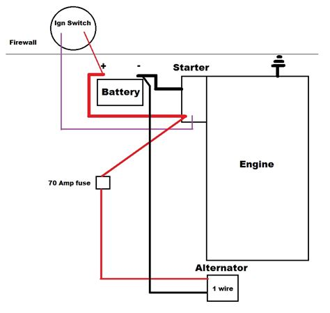 Chevy Starter Wiring Diagram Engine