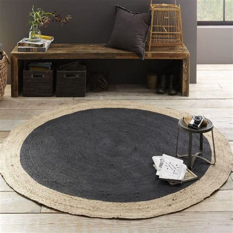 west elm rug create drama with black carpets and rugs
