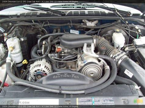 1994 Chevy S10 V6 Engine Diagram by 4 3 Liter Ohv 12 Valve Vortec V6 Engine For The 2004