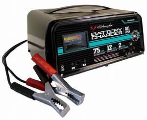 Schumacher Se 12  75 Amp Automatic Onboard Battery
