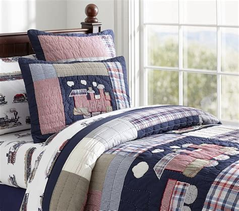 Pottery Barn Toddler Bedding by Toby Quilted Bedding Bedding San Francisco By