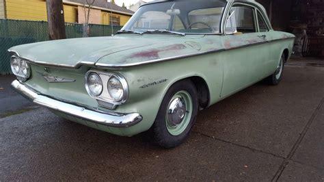 cheap barn classic corvair 1960