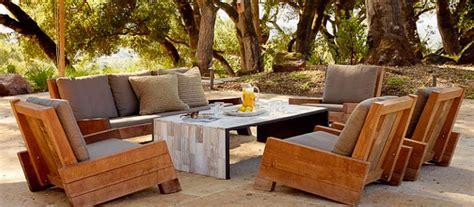 muebles de jardin  palets gti arquitectos