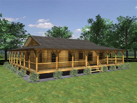 small home plans  wrap  porch  small house
