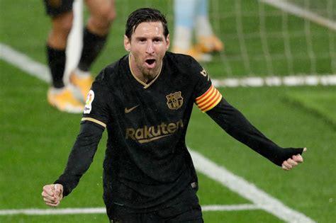 Fati And Messi Break The Hex: FC Barcelona Versus Celta ...