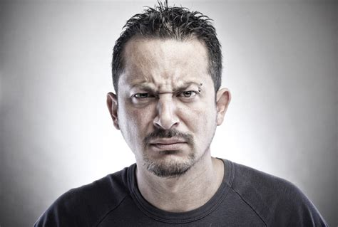 Angry Face Adds Weight To Negotiation Tactics - Redorbit