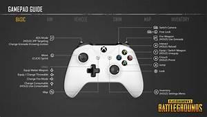 PlayerUnknown39s Battlegrounds Xbox One Control Schemes