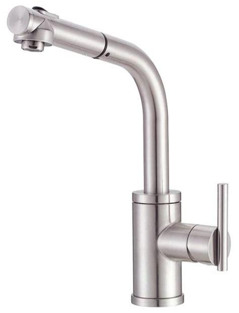 kitchen faucets amazon danze d404558ss parma single handle kitchen faucet with