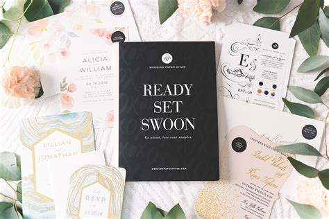 Swoon-worthy Invitations From Wedding