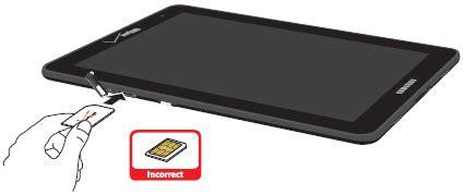 insert sim card samsung galaxy tab   verizon