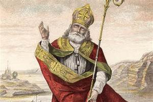 The Breastplate (or Lorica) of Saint Patrick