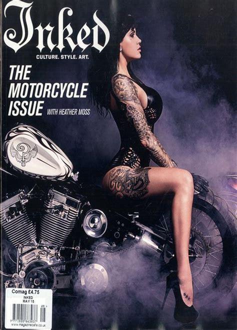 Inked Magazine Subscription At Newsstand Uk Tattoo