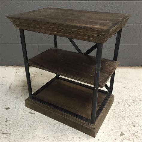 iron and wood bookcase low iron and wood bookcase nadeau little rock