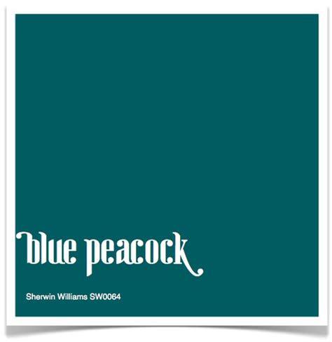 sherwin williams blue peacock new front door color