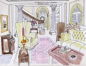 Sketches, U0026, Stuff, U0026quot, Old, Living, Room, U0026quot