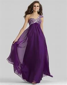 Newest Trend of Purple Prom Dresses |Trendy Dress