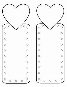 book marker template - bookmark coloring pages 1 preschool and homeschool