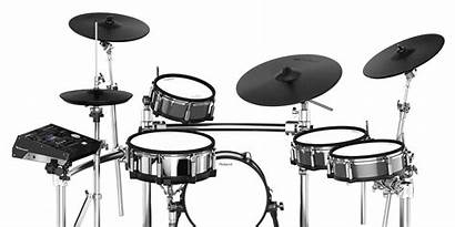 Drum Electric Kits Sets Digital Electronics