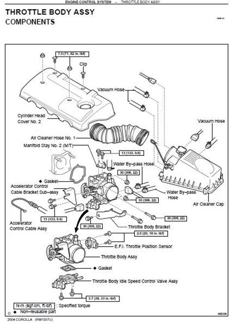 repair manuals toyota corolla  repair manual