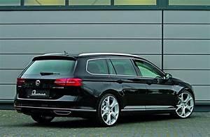 Volkswagen Tuning  2015 Passat Variant Tuned By B U0026b