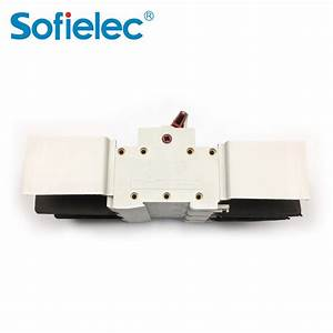 Sofielec 3p 250a Main Switch Isolator Jvd2