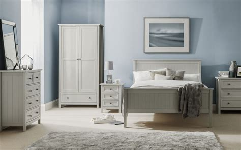 camden bedroom collection dove grey thanet beds