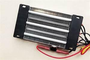 750w 220v Insulated Ptc Ceramic Air Heater Ptc Heating