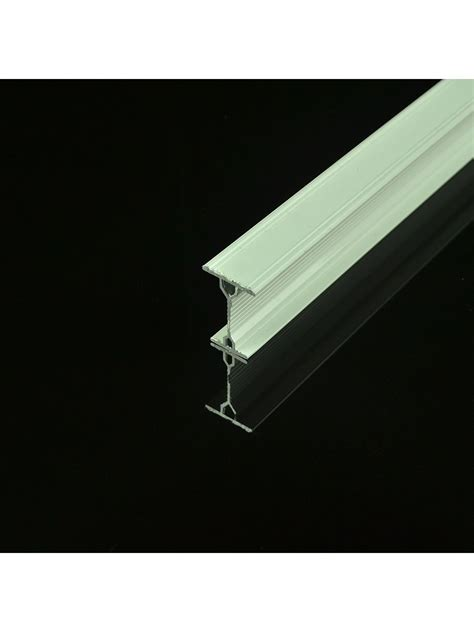 chr8320 ivory bendable single curtain tracks ceiling wall