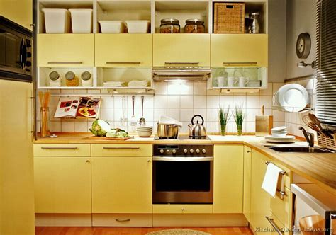 and yellow kitchen ideas yellow kitchen cabinets color ideas kitchen design