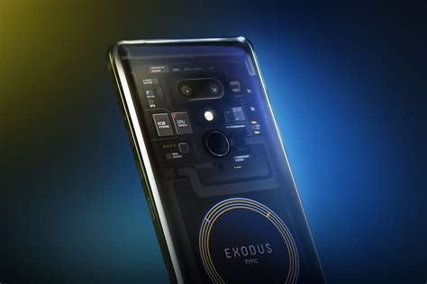 blockchain phones compared sirin finney vs htc exodus 1