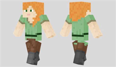 alex skin  minecraft minecrafteo