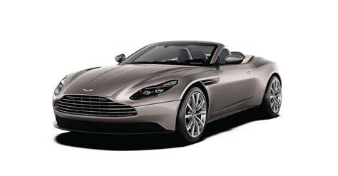2019 Aston Martin Db11 V8 Volante Review