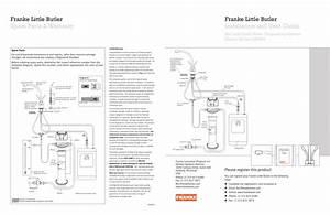 Franke Little Butler Spare Parts  U0026 Warranty Installation